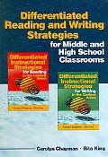 Differentiated Reading And Writing Strategies for Middle And High School Classrooms Multimed...