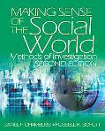 Making Sense of the Social World Methods of Investigation