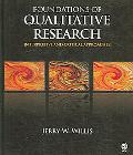 Foundations of Qualitative Research Interpretive And Critical Approaches