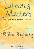 Literacy Matters Strategies Every Teacher Can Use