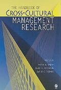 Handbook of Cross-Cultural Management Research
