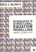 Introduction to Structural Equation Modelling Using SPSS and AMOS