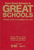 From Good Schools to Great Schools