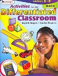 Activities for the Differentiated Classroom Middle School Math