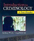 Introduction to Criminology: A Text/Reader