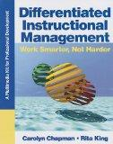 Differentiated Instructional Management (Multimedia Kit): A Multimedia Kit for Professional ...