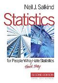 Statistics for People Who (Think They) Hate Statistics: The Excel 2007 Edition