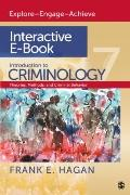 Introduction to Criminology 7th Edition Interactive E-Book