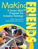 Making Friends, PreK-3: A Social Skills Program for Inclusive Settings