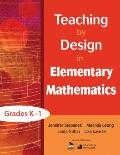 Teaching by Design in Elementary Mathematics