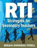 RTI Strategies for Secondary Teachers