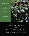 Issues in Peace and Conflict Studies : Selections from CQ Researcher