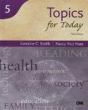 Reading for Today Series 5: Topics for Today
