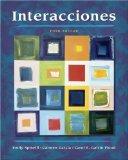 Interacciones (with Audio CD)