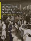 Wadsworth Anthology of American Literature, 1910-1945