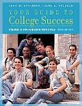 Your Guide to College Success Stategies for Achieving Your Goals