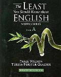Least You Should Know about English-Form A