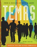 Bundle: Temas: Spanish for the Global Community (with Audio CD), 2nd + Workbook/Lab Manual