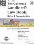 California Landlord's Law Book Rights and Responsibilities