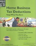 Home Business Tax Deductions keep What you Earn
