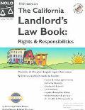 California Landlord's Law Book