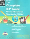 Complete IEP Guide How to Advocate for Your Special Ed Child