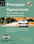 Prenuptial Agreements How to Write a Fair And Lasting Contract