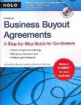Business Buyout Agreements A Step-by-step Guide for Co-owners