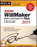 Quicken Willmaker 2011 Edition : Book and Software Kit