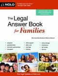 Legal Answer Book for Families