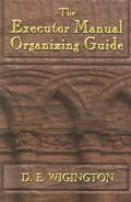 Executor Manual Organizing Guide