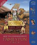 Kids' Ten Commandments Family Fun Pack