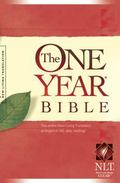 One Year Bible The entire New Living Translation arranged in 365 daily readings