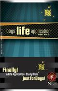 Boys Life Application Study Bible New Living Translation