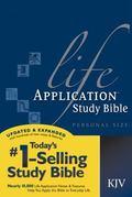 Life Application Study Bible, Personal Size KJV