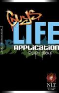 Guys Life Application Study Bible New Living Translation