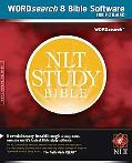NLT Study Bible WORDsearch 8. 0 Software CD-ROM