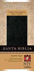 bolsillo ultrafina NT c/Salmos y Proverbios NTV (Pocket Thinline Bible: NTV) (Spanish Edition)