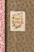 Hope Devotional New Testament (w/Psalms and Proverbs) (The Vintage Gift Collection: NLT)