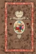 Love Devotional New Testament (w/Psalms and Proverbs) (The Vintage Gift Collection: NLT)