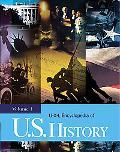 Uxl Encyclopedia of Us History
