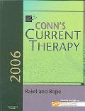 Conn's Current Therapy 2006 - Robert E. Rakel - Hardcover