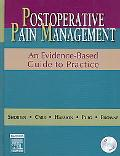 Postoperative Pain Management An Evidence-based Guide to Practice