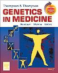 Thompson & Thompson Genetics in Medicine: With STUDENT CONSULT Online Access, 7e (Thompson a...