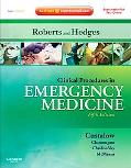 Clinical Procedures in Emergency Medicine: Expert Consult - Online and Print