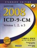 Saunders 2008 ICD-9-CM, Volumes 1, 2 and 3 Standard Edition, 1e