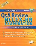 Saunders Q and A for the NCLEX-RN Examination 4 Edition