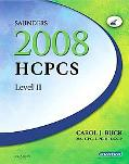 Saunders 2008 HCPCS Level II (Standard Edition)