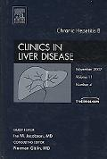 HBV, An Issue of Clinics in Liver Disease