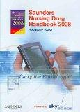 Saunders Nursing Drug Handbook 2007 - With CD-ROM